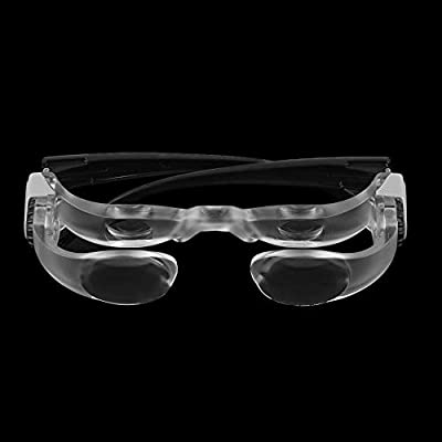 Alex Bezugly Magnifying Binocular Glasses (Magnifying Binocular Glasses)