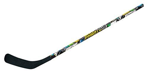 Franklin Sports Street Hockey Stick - Left Handed - 40 Inches - NHL - Phantom