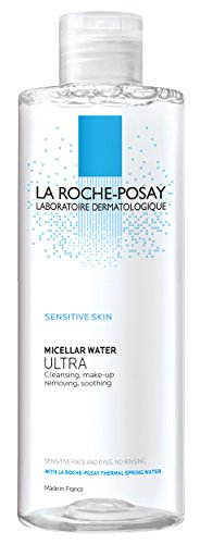 La Roche-Posay Micellar Cleansing Water and Makeup Remover 13.52 fl oz.