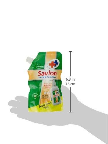 Savlon Herbal Sensitive Handwash - 175 ml