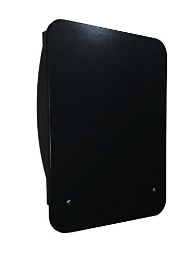 Wall Mounted Baby Changing Table, Classic Vertical,Black Night
