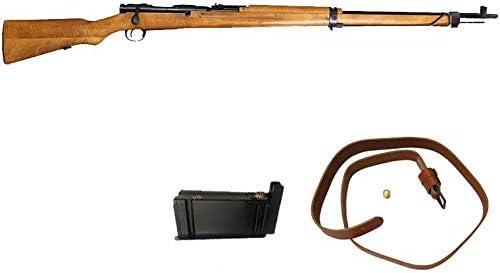 タナカワークス 九七式 狙撃銃 ガス式 バージョン2 グレー スチール フィニッシュ スペアマガジン スリング セット