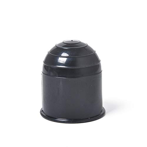 Alician Universal 50MM Car Auto Black Tow Bar Ball Cover Cap