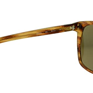 Chloe Sunglasses - CE604S / Frame: Striped Brown Lens: Brown with Gold Mirror