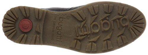 Bugatti Menns Støvler Svart 670554-1, Gr. 44