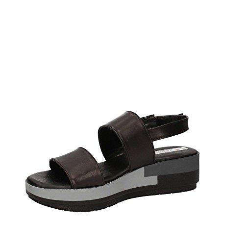 Grace Shoes 10253 Sandalias Altos Mujeres Blanco
