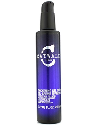 TIGI Catwalk Thickening Gel Creme By Tigi for Unisex 7.27 Oz Gel by TIGI Cosmetics