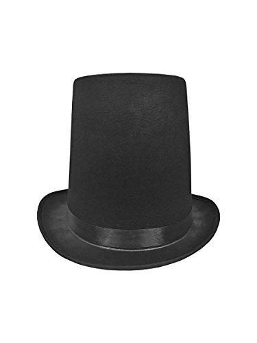 5f5b5fa6119 Tall stovepipe top hat ☆ BEST VALUE ☆ Top Picks  Updated  + BONUS