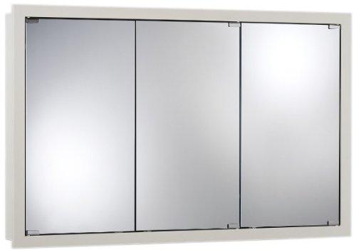 Low-cost Jensen 755296 Ashland Frameless Medicine Cabinet