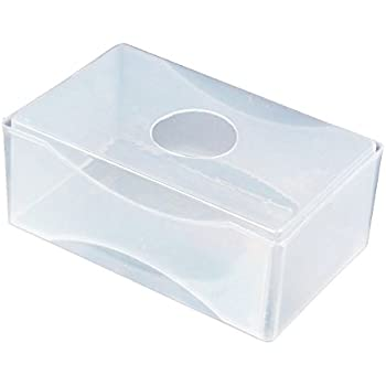 Amazon business card box sodialr10 x business card box business card box sodialr10 x business card box plastic holders clear reheart Gallery