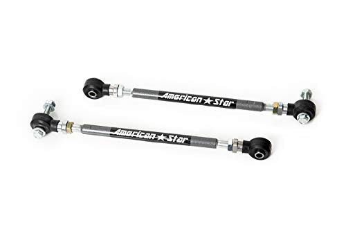 American Star 4130 Chromoly Steel ATV Polaris Sportsman Tie Rod Upgrade Kit - Sportsman 570 EFI 2014-up ()
