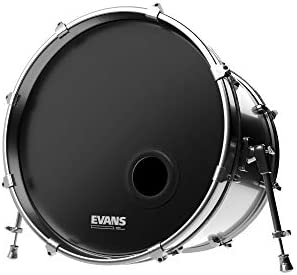 Evans REMAD Resonant Bass Drum Head 24 Inch,BD24REMAD