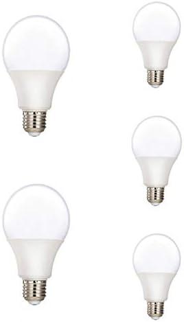 JLRLED Pack 5 Bombillas Led E27 15W R65 LUZ FRIA 6500k [Clase de eficiencia energética A+] (equivalente a150W): Amazon.es: Iluminación