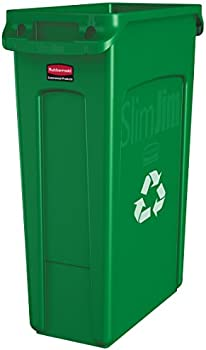 Rubbermaid 23 Gallons Slim Jim Recycling Container