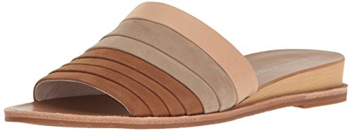Kenneth Cole New York Women's Janie Slide Sandal, Cognac, 9 M US