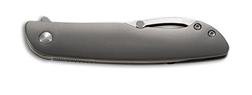 Columbia River Knife and Tool (CRKT) K240XXP Ken Onion Swindle Razor Edge Knife