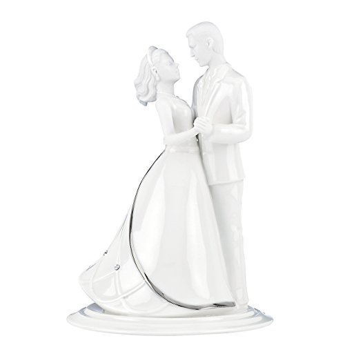 Bliss Cake Topper by Lenox ()