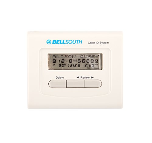 Bell South Caller ID Name and