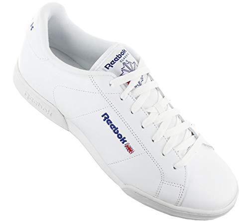 Reebok Chaussures 10 Sneaker Ii Npc Uk Blanc Hommes 5 Eu Pour WYwEq4SgE