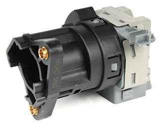 ACDelco D1470E GM Original Equipment Ignition Switch with Lock Cylinder Control Solenoid (2002 Grand Am Ignition Switch)