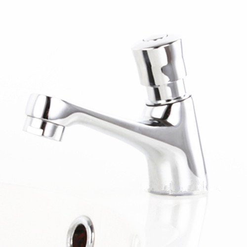 3/4'' Public Bathroom Self Closing Saving Water Delay Sink Tap Faucet by DHLink (Image #1)