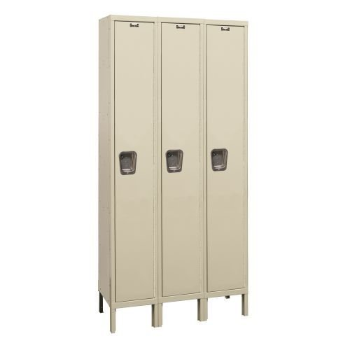 Maintenance Free Wardrobe Lockers (3'W x 1' 3