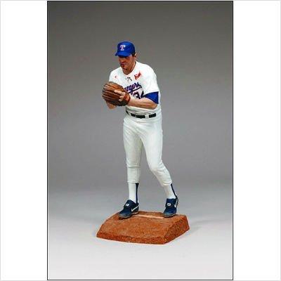 McFarlane Toys MLB Cooperstown Series 6 Action Figure Nolan Ryan (Texas Rangers) ()