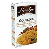 Near East Mediterranean Curry Couscous Mix, 5.7-Ounce Boxes (Pack of 12) ( Value Bulk Multi-pack)