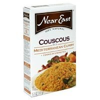 Near East Mediterranean Curry Couscous Mix, 5.7-Ounce Boxes (Pack of 12) ( Value Bulk Multi-pack) by Near East