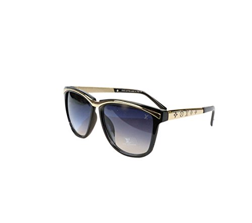 Ngjainxfac Women's Fashion Elegant Luxury Sunglasses Black - Sunglasses Lv Price