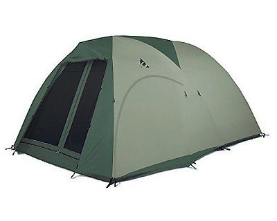 Chinook Twin Peaks Guide 6-Person Plus Fiberglass Pole Tent, Outdoor Stuffs