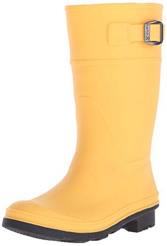 yellow rain boots for girls - 2