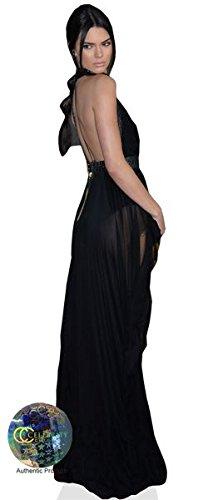 Kendall Jenner  Black Dress  Mini Cutout