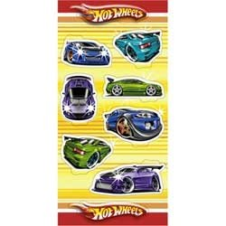 Hot Wheels Fast Action Stickers