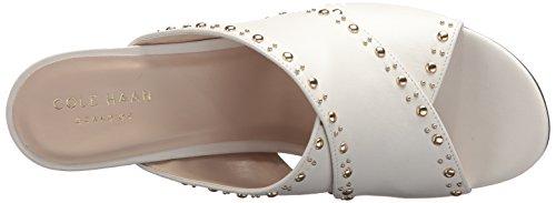 Sandal Haan Cole 85mm White Grand Optic Heeled WoMen Clara OPqwdgY