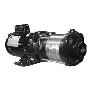 Multi Stage Booster Pump - Dayton 5UXF5 Booster Pump, Multi-Stage, 3/4 HP, 5 Stages