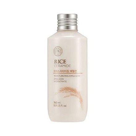 Rice & Ceramide Moisture Emulsion-the Face Shop for All Skin Types