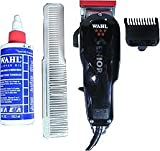 Wahl Professional Five Star Series #7031-400 Replacement Foil Assembly – Red & Silver – Super Close