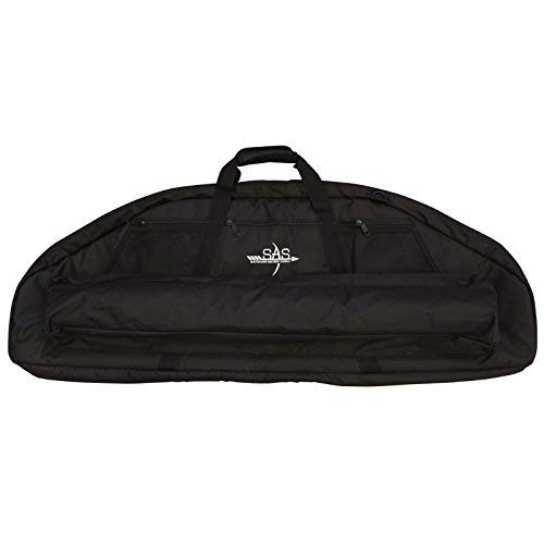 (SAS Deluxe Compound Bow Case (Black))