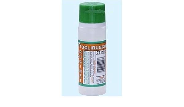 Quitamanchas quitar Óxido de 75 ML para tejidos sanitarios ...