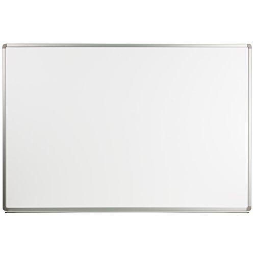 (Flash Furniture 6' W X 4' H  Marker Board (YU-120X180-WHITE-GG))