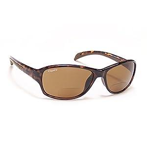 Coyote Eyewear BP-14 Polarized Bi-Focal Reader Sunglasses