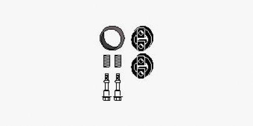 HJS 82488032 Montagesatz Abgasanlage