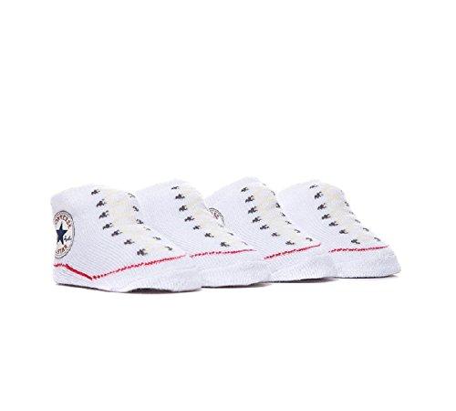 Converse Infant Booties Socks Gift Set
