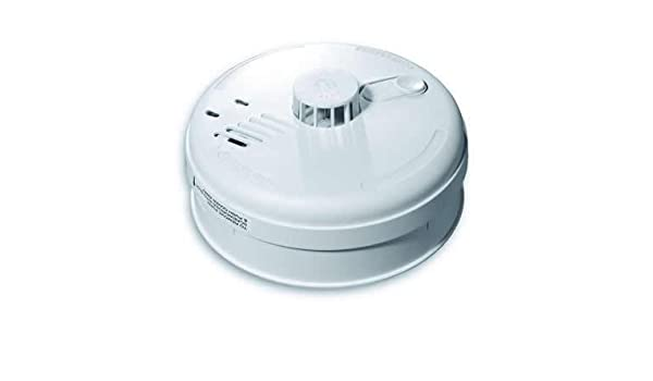 Aico EI184 fuente detector de calor con batería de iones de repuesto: Amazon.es: Hogar