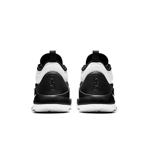 De Blanc 942518 100 Lebron Fitness Adulte Black Nike blanco White Mixte Chaussures Zapatillas Witness Ii TqaAP0Hw