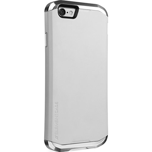 Element Case Solace II Premium Protective Case for iPhone 6 Plus / iPhone 6s Plus - Silver (E23 Chassis)