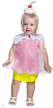 (Baby Girls' Cupcake Cutie Costume Infant (12-18)