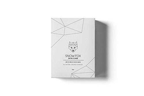 Breeze Mask - Snow Fox Arctic Breeze Cooling Mask