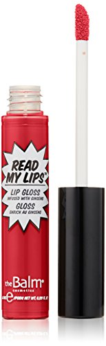 (theBalm Read My Lips Lip Gloss, HUBBA HUBBA)